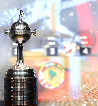 Carrossel - Sorteio Libertadores - 524x567 (Foto: GloboEsporte.com)