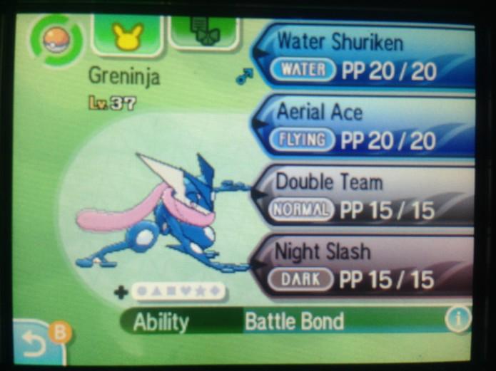 Como transferir Ash-Greninja para a versão final de Pokémon Sun e Moon (Foto: Reprodução/Felipe Vinha)