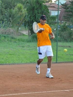 Federação Acreana realiza Ecoville de Tênis (Foto: Divulgação/FAT)