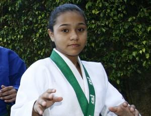 Louise Santos, judoca judô (Foto: Roberta Brandão)
