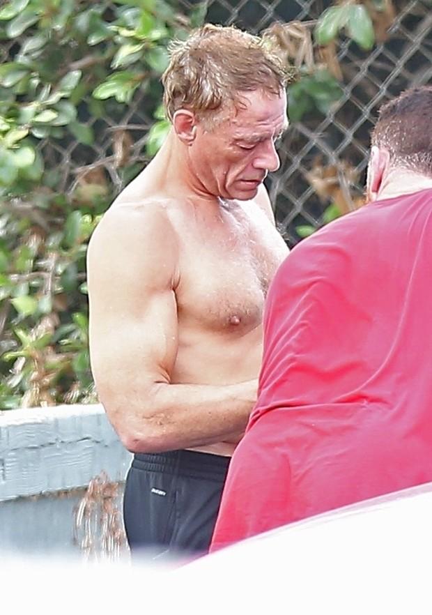 Jean-Claude Van Damme (Foto: BackGrid)