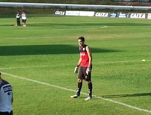 vitória goleiro ronaldo