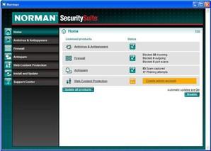 Norman Antivirus & Antispyware
