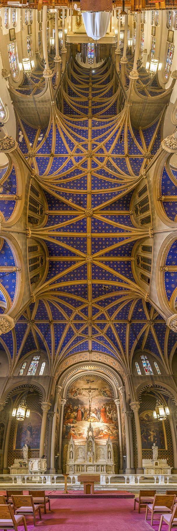 Vertical Churches (Foto: Richard Silver / divulgação)