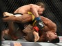 Iuri Marajó vira luta quase perdida e finaliza Luke Sanders no UFC 209