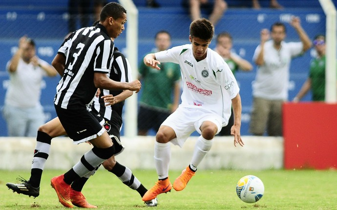 Guarani x Botafogo-PB, Copinha (Foto: Rodrigo Villalba/ Memory Press)