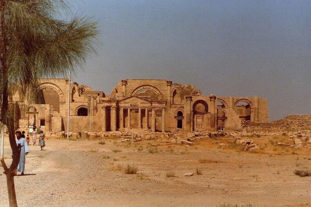 hatra (Foto: wikimedia commons)