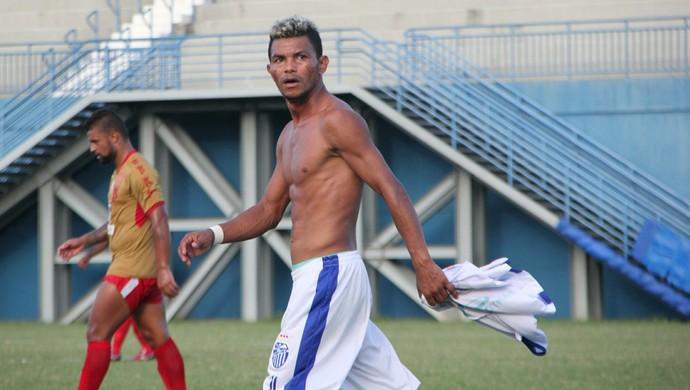 Marinélson deixou o Princesa no início de 2016 para jogar no São Raimundo (Foto: Marcos Dantas)