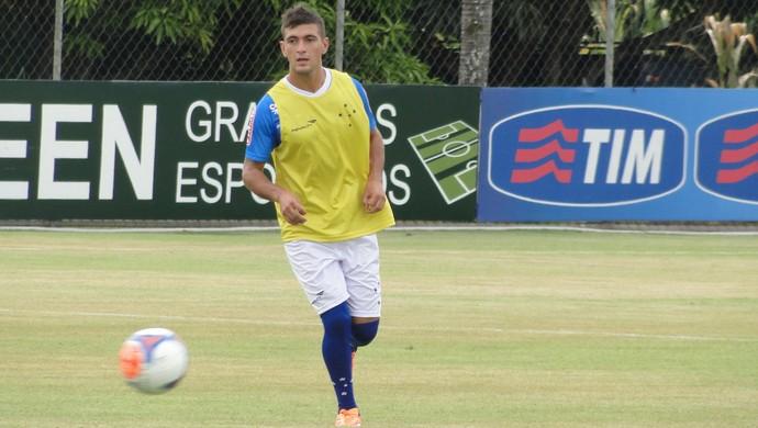 Arrascaeta, meia do Cruzeiro (Foto: Fernando Martins)