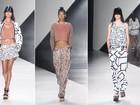 Desfile da Espaço Fashion encerra segundo dia do Fashion Rio