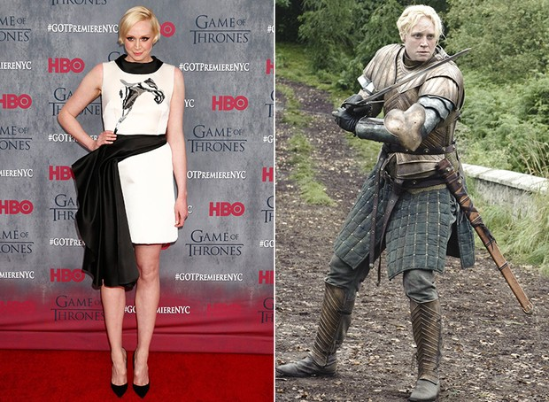 Game of Thrones - Gwendoline Christie (Foto: Reuters | Divulgação)