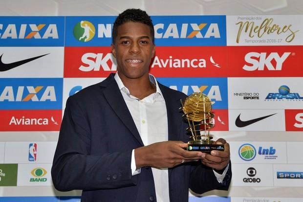 Georginho é forte candidato a entrar na NBA (Foto: João Pires/LNB)