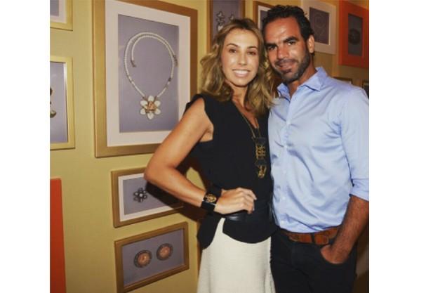 Camila Klein e Luis Fernando La Selva (Foto: Divulgação)