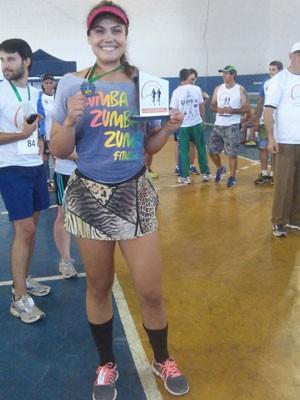 Camila Matos emagreceu mais de 30 kg e agora se prepara para fazer faculdade de nutrição (Foto: Arquivo pessoal/Camila Machado Matos)