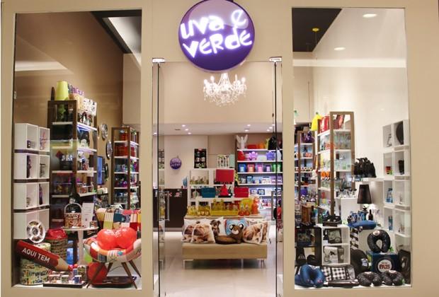 Investimento inicial de uma loja da Uva e Verde é R$ 135 mil (Foto: Divulgação)