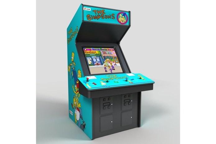 The Simpsons Arcade é um dos jogos mais populares dos arcades (Foto: Reprodução / NeoGraf)