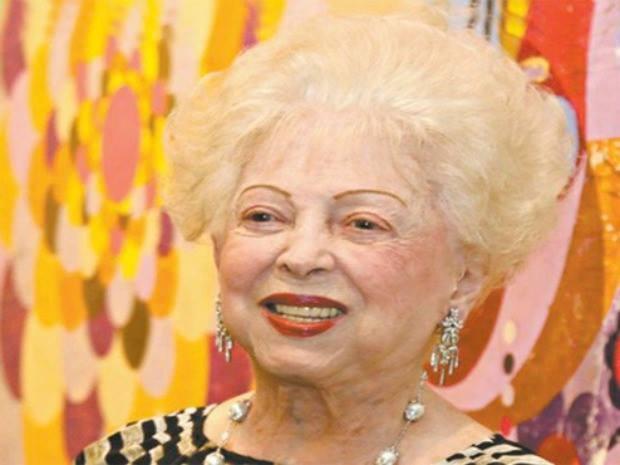 Yolanda Queiroz, presidente do Grupo Édson Queiroz, morre aos 87 anos (Foto: Agência Diário)