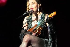 DVD da turnê de Madonna tem data de lançamento