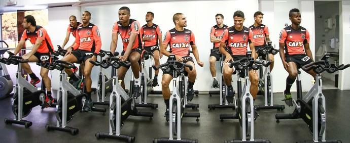 Erazo Clayton Douglas Santos Cazares Atlético-MG (Foto: Bruno Cantini/ Flickr Atlético-MG)