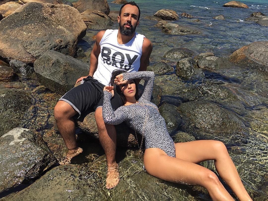 Mariana Rios e Yan Acioli (Foto: Instagram/Reprodução)