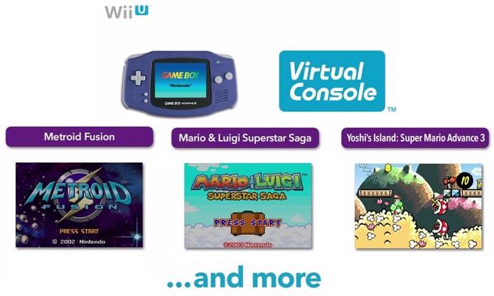 Wii U ganhará jogos de GameBoy Advance em abril (Foto: gamesportemania.com)