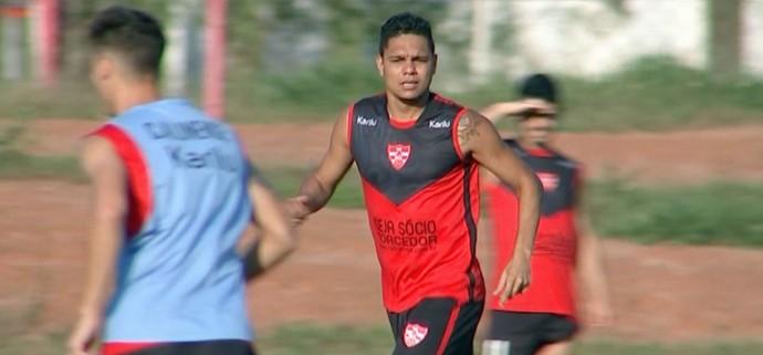 Thiago Humberto, Linense, Copa Paulista (Foto: Reprodução / TV TEM)