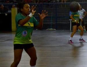 Santos feminino handebol (Foto: Divulgação)