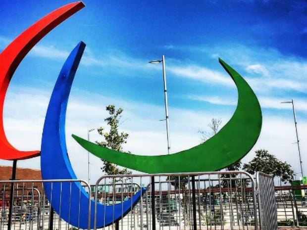 Fotógrafo fez registro dos Agitos Paralímpicos da Rio 2016 (Foto: Reprodução/ Internet)