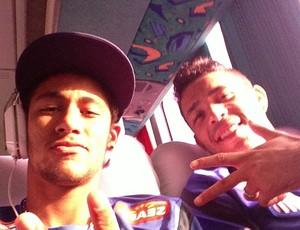 Neymar Vladmir Instagram (Foto: Reprodução / Instagram)
