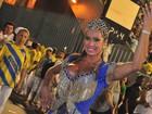 Gracyanne Barbosa exibe corpo musculoso em ensaio técnico