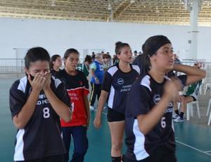 Jogos Escolares da Juventude, handebol, João Pessoa, Paraíba (Foto: Larissa Keren / GloboEsporte.com/pb)