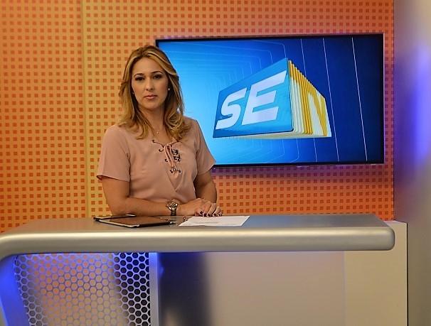 Telejornal SETV 2ª Edição é apresentado por Susane Vidal (Foto: Divulgação/TV Sergipe)