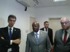 'Lamentável', diz ministro Joaquim Barbosa sobre mortes em Pedrinhas