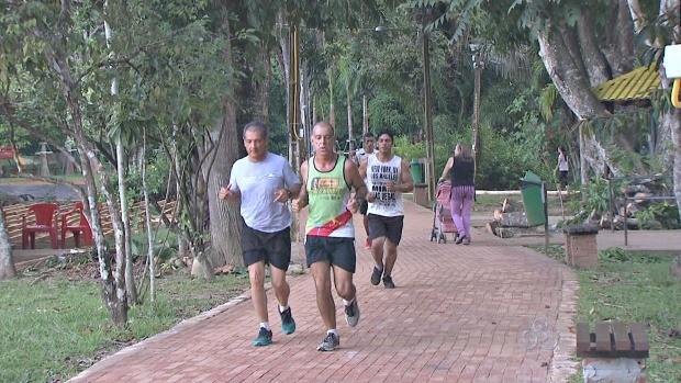 Cuidados com a atividade física (Foto: Acre TV)