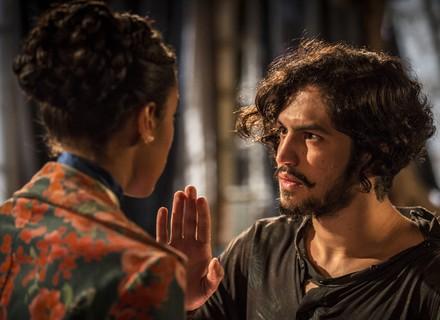 Miguel esnoba Sophie por Olívia