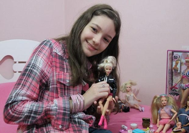 Blogueira acredita que as postagens devem mudar um pouco por causa da sua idade (Foto: Mariane Rossi/G1)