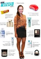 Thaíssa Carvalho lista top 10 de beleza; Veja os itens essenciais da atriz
