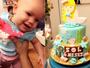 Preta Gil mostra detalhes do 'mesversário' de sua neta na web