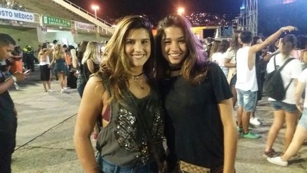 Famosos curtem área vip do show de Justin Bieber no Rio