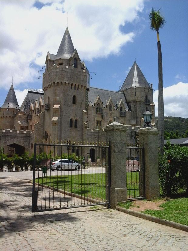 Amado 10 castelos no Brasil que parecem ter saído dos livros - Casa  WH98