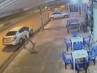 Homem é preso após série de roubos e troca de tiros com a polícia em MG