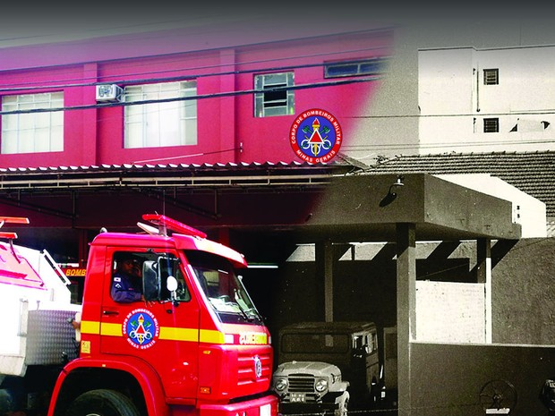 Bombeiros de Montes Claros completam 50 anos (Foto: Divulgação)
