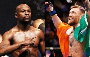 Especulado contra Floyd Mayweather, Conor obtém licença para lutar boxe