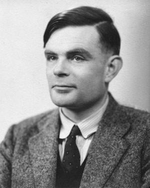 Alan Turing (Foto: AFP)