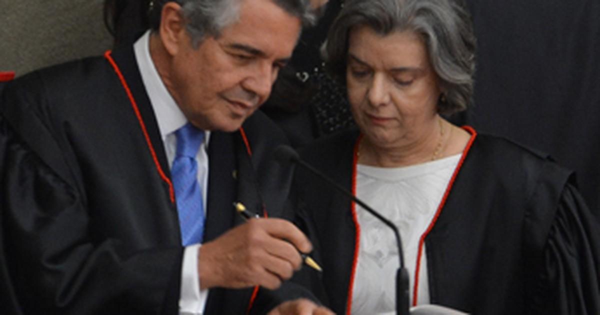 Judiciário está comprometido com lei 'doa a quem doer', diz Marco Aurélio