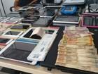 Operação desarticula grupo em AL especializado em furto de celulares