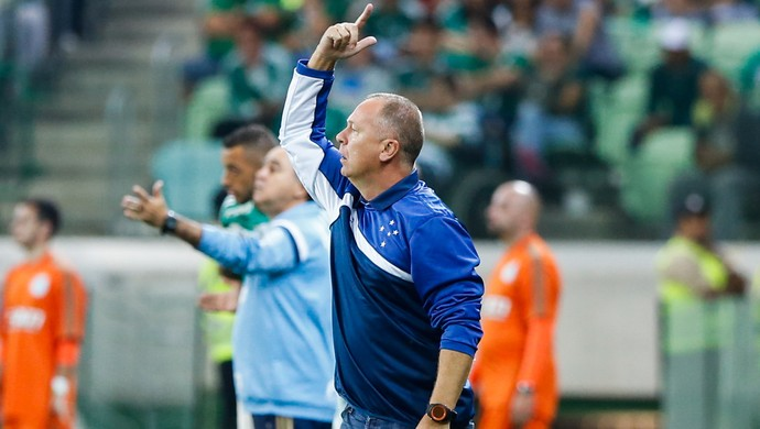 Cruzeiro; Mano Menezes (Foto: Marcello Zambrana/Light Press)