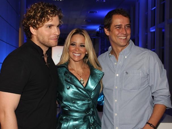 trio (Foto: Foto: Nathalia Fernades/ TV Globo)