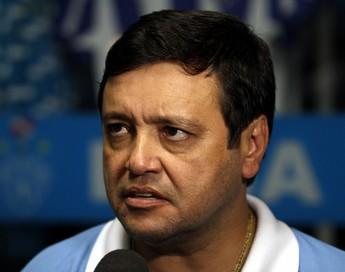 Alberto Maia, presidente, Paysandu (Foto: Cristino Martins/O Liberal)