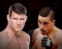Curtinhas: Michael Bisping enfrenta Whittaker no UFC 193, em Melbourne